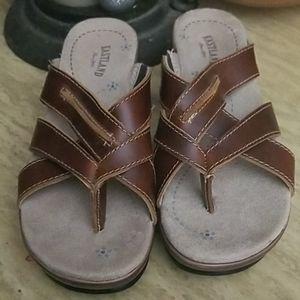 Eastland sandals size 6